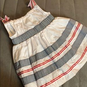 0-3 Mo Gymboree 4th of July Dress